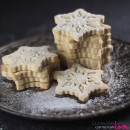 Gluten-Free Vegan Vanilla Cut-Out Cookies {Refined Sugar-Free}