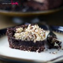 Raw Vegan German Chocolate Pie {Gluten-Free, Paleo}