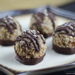 Gluten-Free Vegan German Chocolate Macaroons {with Easy Paleo & Raw Option}